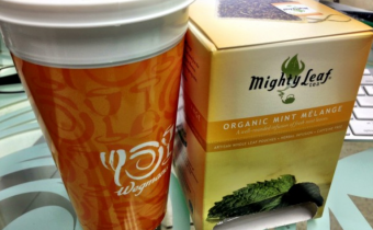 A Complete Day – Mighty Leaf Tea