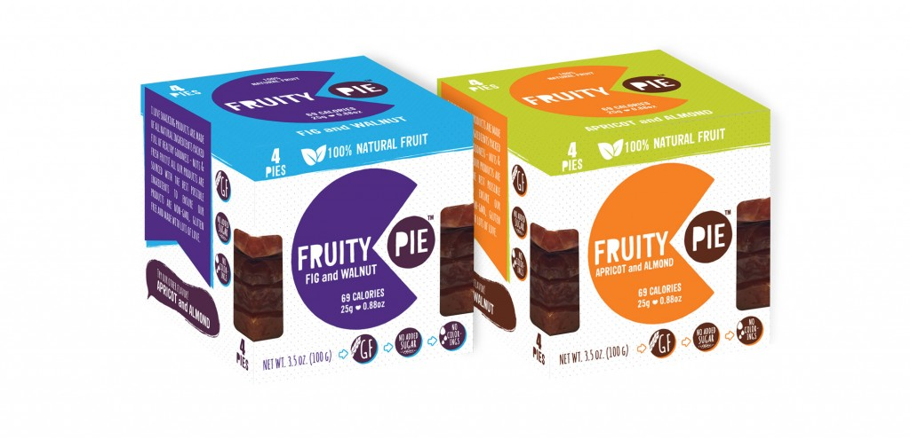 Fruity Pie Airline Snacks