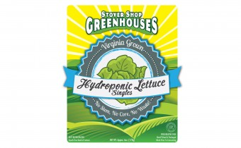 Label Packaging: Lettuce