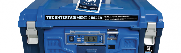 Coolbox Cooler Kickstarter Campaign Launch