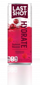 Last Shot, Cranberry Raspberry, premium hydration, kevin harrington, timbaland last shot, rebrand last shot, press release, healthy hydration drink, energy drink